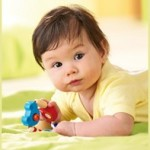 Второй месяц жизни ребенка. Физические упражнения