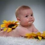 Третий месяц — развивающие игры для малыша