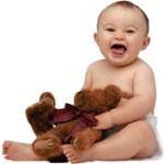 Седьмой месяц жизни — развивающие игры для малыша