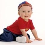 Девятый месяц — развивающие игры для малыша