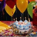 Сегодня — мой День Рождения!