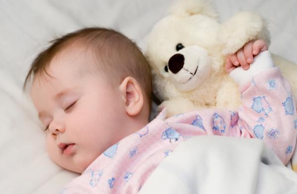 Если ребенок не спит