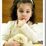 Ребенок 4 года сосет палец