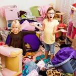 «Убери игрушки!» или Как приучить ребенка наводить порядок?