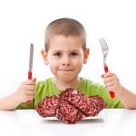 Как по 9-летнему парню плакали 2 палки колбасы (случай с нарушением пищевого поведения)