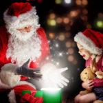 «Мама, а Дед Мороз существует…?»