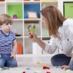 Тест Как реагировать на поведение ребенка, если он…