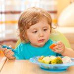 Почему так трудно накормить ребёнка?