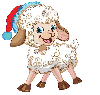 sheep-vector_white